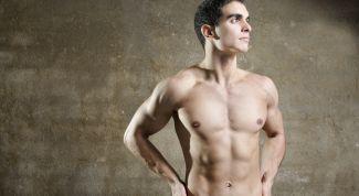 Разновидности телосложения. Эктоморф — худощавость