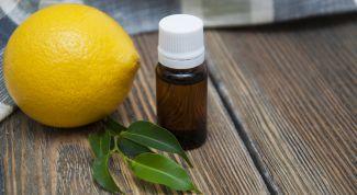 Свойства эфирного масла лимона, его применение