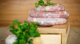 Секреты приготовления колбасы в домашних условиях