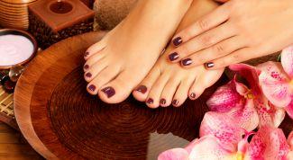 Создаем красивые, здоровые и ухоженные ножки. Выполняем педикюр дома