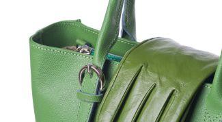 Создай стильный образ при помощи кожаных аксессуаров