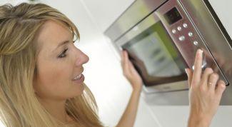 Стерилизация детской посуды: микроволновка годится не только для пищи!