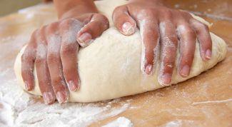 Тесто для печеных пирожков