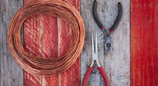 Украшения из проволоки: плетение изысканного аксессуара своими руками
