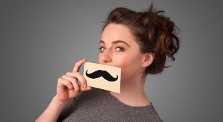 Усы у девушки: что делать? Как избавиться навсегда?