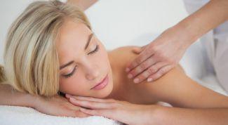 Фото-, видеотехника расслабляющего массажа