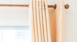 Шторы для балконного окна: интерьерные решения