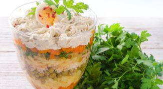 Простой рецепт салата