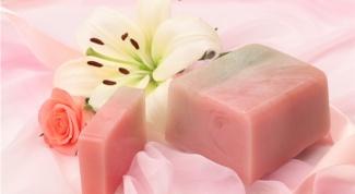 Современные виды мыла