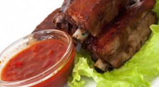 Свиные отбивные в маринаде по-вьетнамски