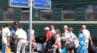 Какие права имеет пассажир поезда