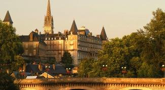 Города западной Франции: Нант, Ля-Рошель, Бордо и По