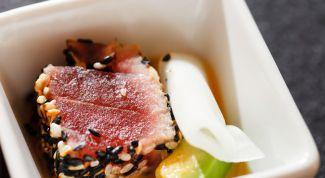 Блюда для гурманов: рецепты блюд из тунца