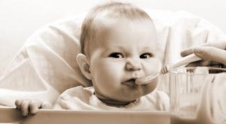 Как заставить ребенка съесть кашу