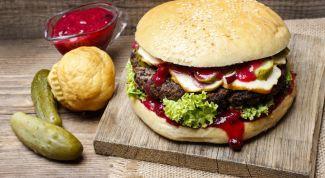 Изысканная закуска: бургеры с говяжьей печенью