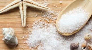 ТОП-5 мифов о соли