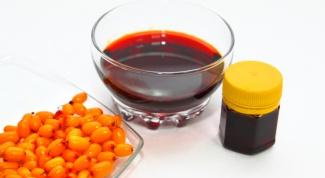 Как сделать облепиховое масло в домашних условиях