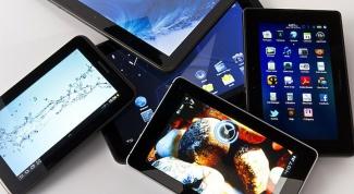 На что обратить внимание при выборе планшета