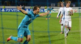 В какой группе сыграет «Зенит» в Лиге чемпионов УЕФА 2014 - 2015