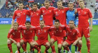 Евро - 2016: отборочная группа сборной России по футболу