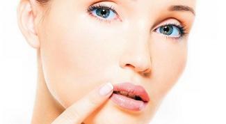 Как быстро вылечить простуду на губе