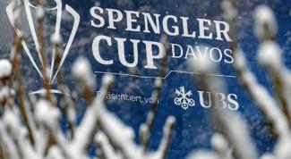 Кто стал победителем Кубка Шпенглера 2014