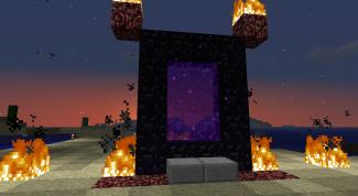 """Как построить портал в ад в """"Майнкрафте"""""""