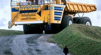 Какой самый большой грузовик в мире