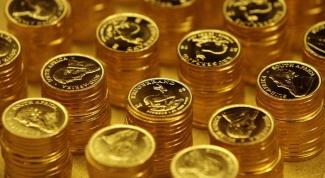 Прогноз цен на золото в 2015 году