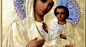 История явления Тихвинской иконы Богородицы