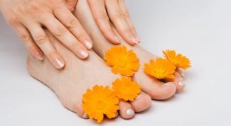 Treatment of nail fungus folk ways