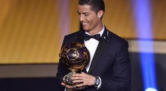 Кто стал обладателем Золотого мяча 2015