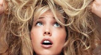 Как помочь сухим и ломким волосам