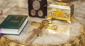 Какие есть таинства в православной церкви