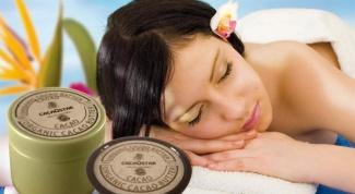 Какао-масло: применение в домашней косметике и лечении