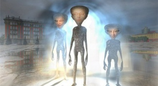 Are there aliens in the Bible