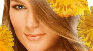 Натуральное осветление волос в домашних условиях