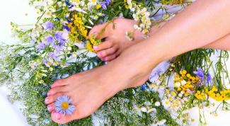Как избавиться от повышенной потливости ног