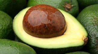 Блюда из авокадо