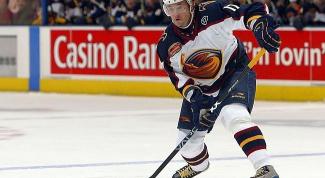 Илья Ковальчук: статистика в NHL