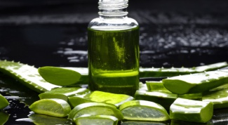 Aloe: recipes for internal use