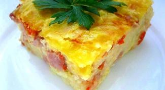 Блюда на студенческую вечеринку: макаронная запеканка и наггетсы