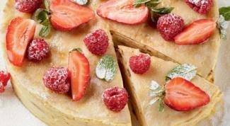 Как приготовить вкусный блинный торт