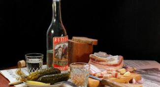 Какие бывают алкогольные приметы и суеверия