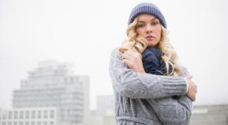 Как одеться тепло и стильно: модные тренды 2015