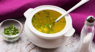 How to cook broth