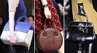 Какие сумки в моде в 2015 году