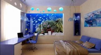 Дизайн спальни с фотообоями: стиль и практичность в интерьере