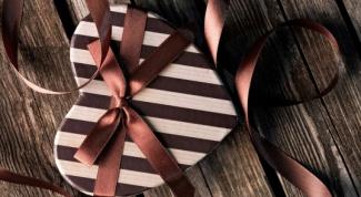 Подарок на 14 февраля парню своими руками