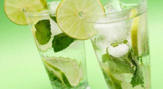 Домашний коктейль с алкоголем